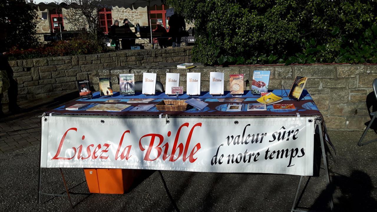 Stand Biblique