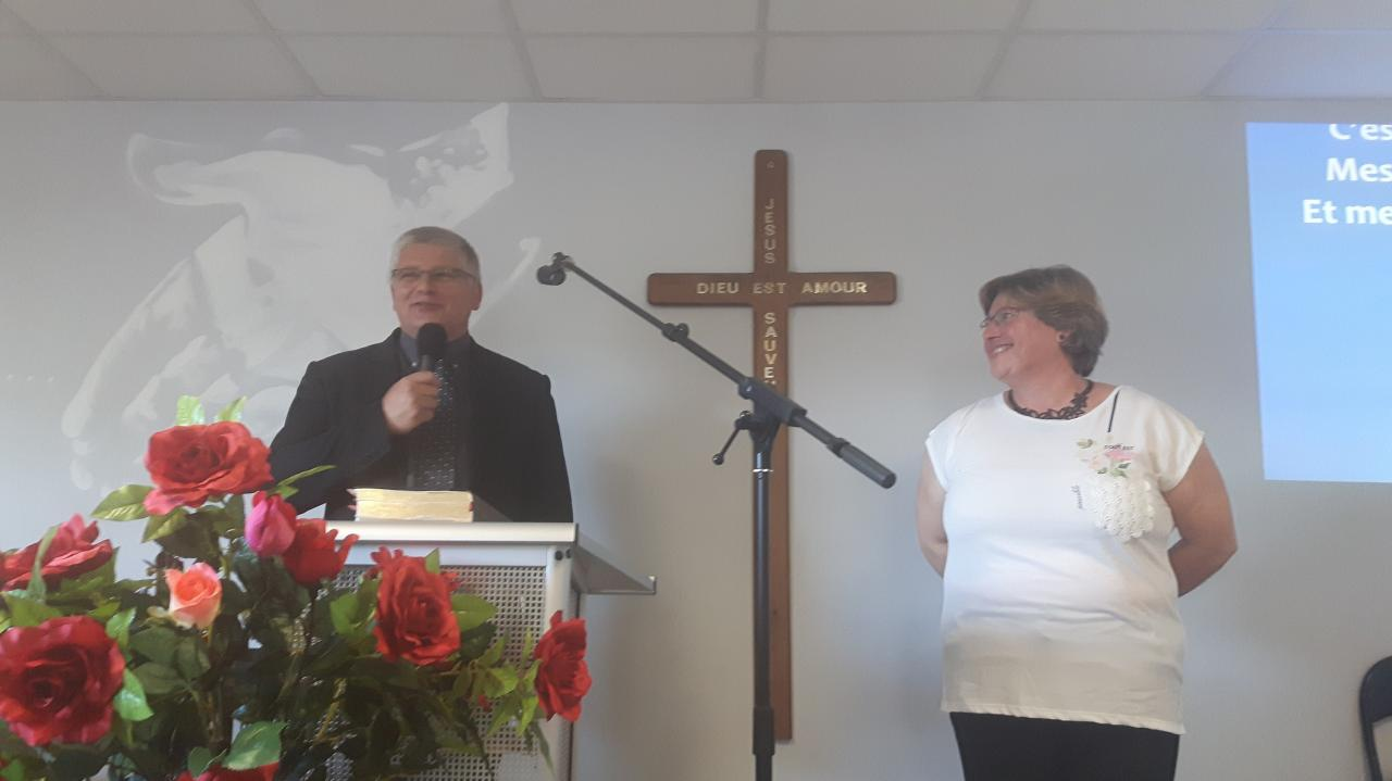 Louange de Pascal et Isabelle Braems