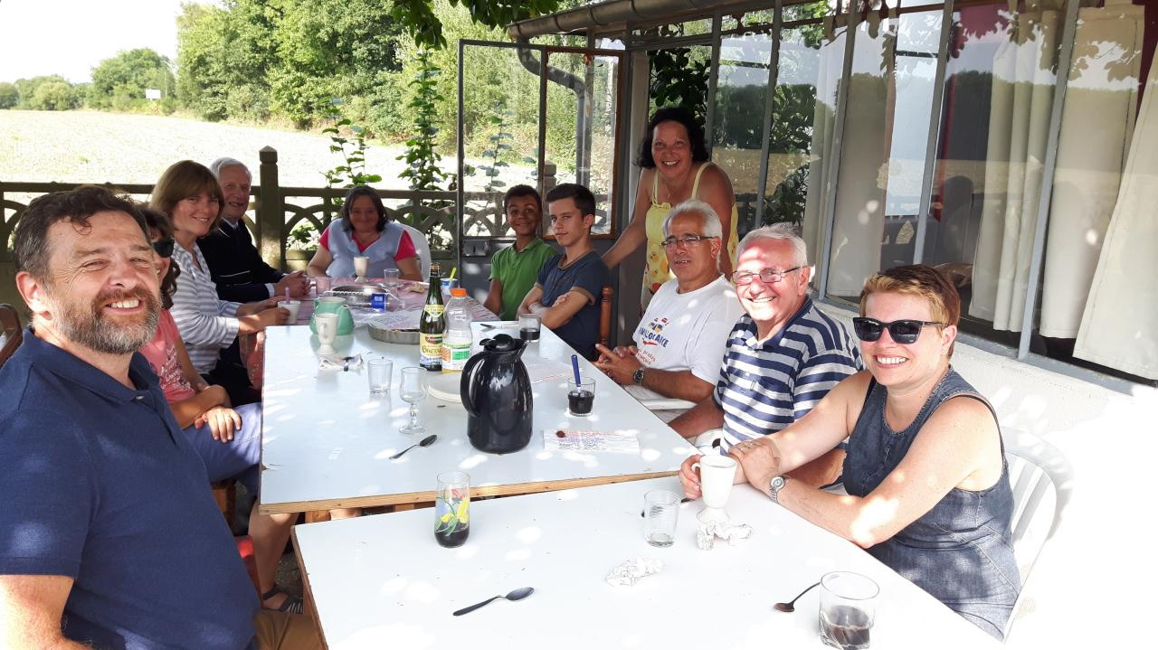 Repas fraternel