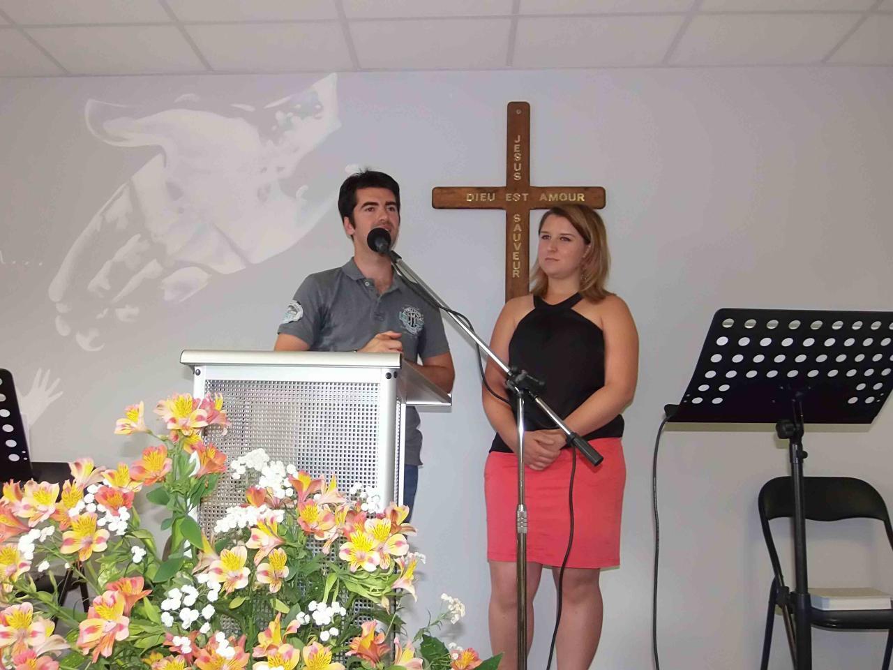 Sylvain et Aurélia